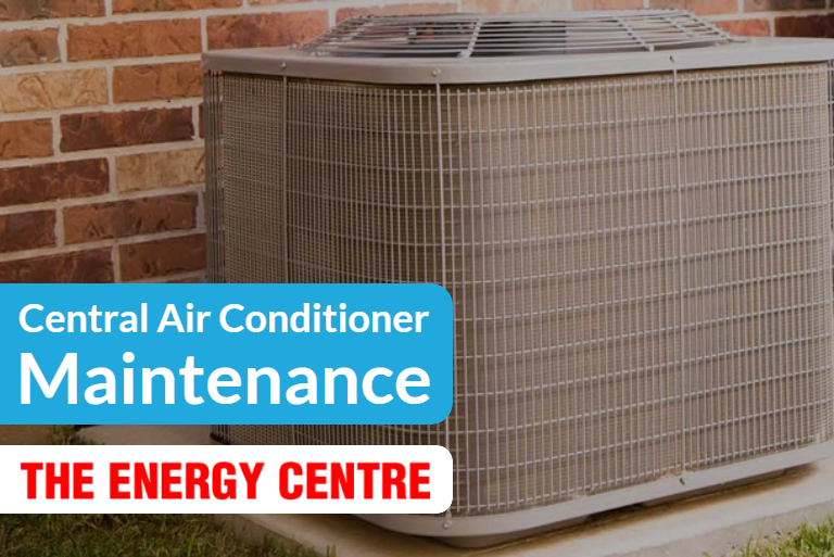 Energy Centre - A/C Maintenance - featured image