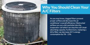 Why you should clean your A/C Filters | The Energy Centre