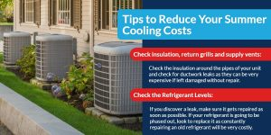 Tips to reduce your summer cooling costs | The Energy Centre
