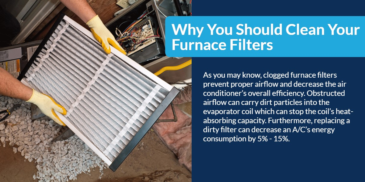 Why You Should Clean Your A-C Filters (2)