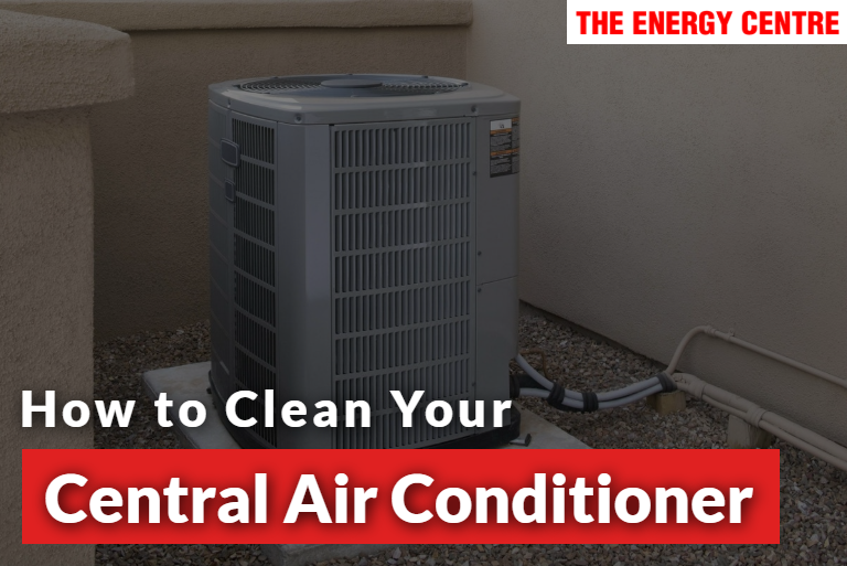 Energy Centre - How should you clean A-C Unit - Featured image