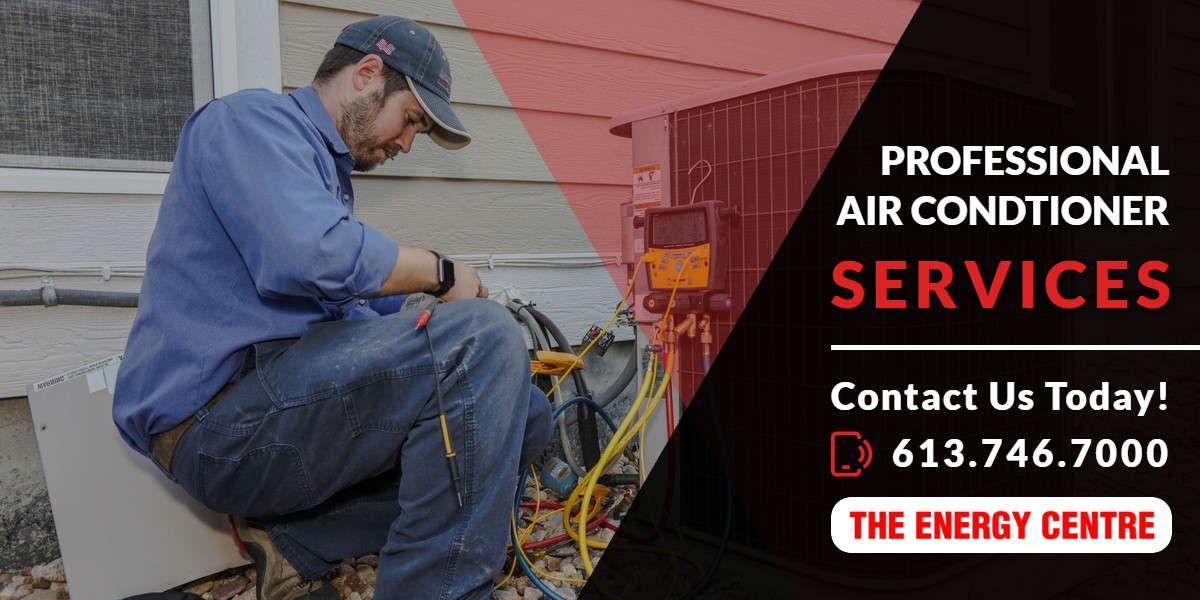 Professional Air Conditioner Services | The Energy Centre