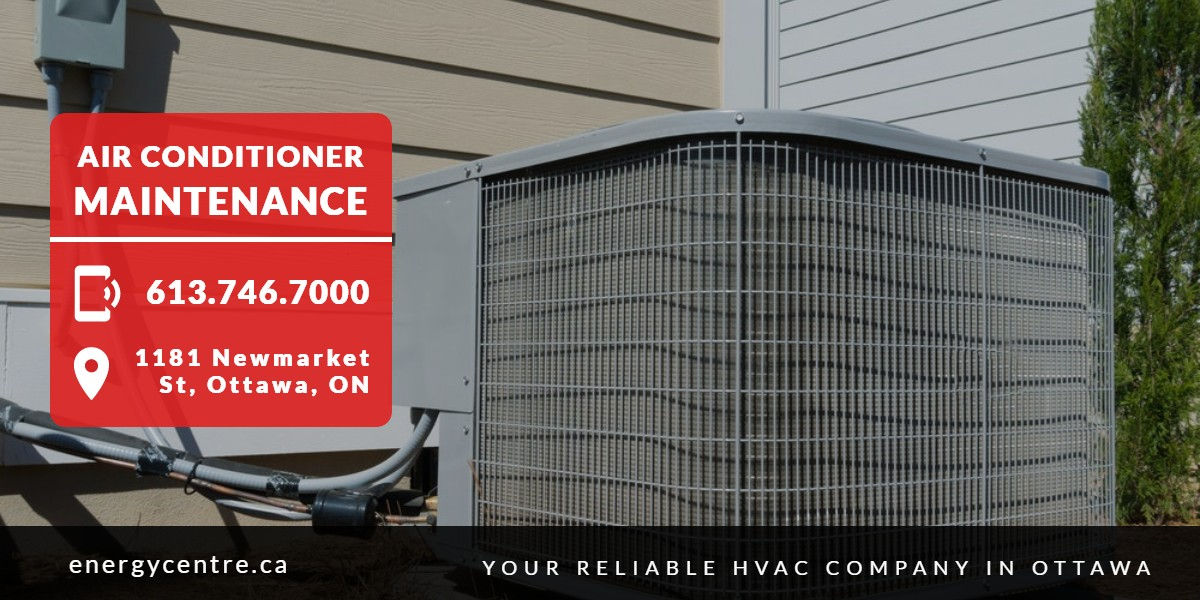 Air Conditioner Maintenance | Energy Centre