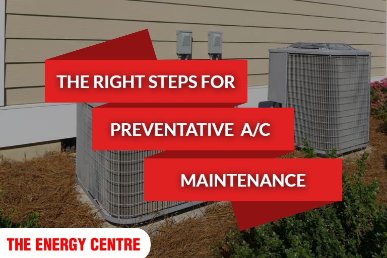 The right steps for preventative A-C maintenance - featured image