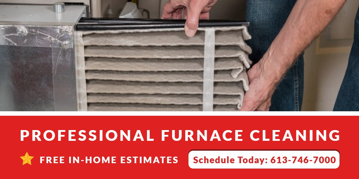 Professional furnace cleaning | The Energy Centre