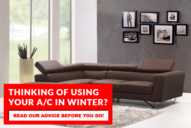 THINKING OF USING YOUR A-C IN WINTER_ - Featured image | Energy Centre